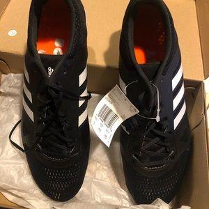 NWT w/box Adidas Adizero track/field cleats Sz 11